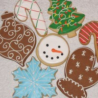 Assorted Xmas Cookies