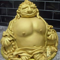 3D Buddha  Well here it finally is!! Thanks so much to Yummy-MummyCakeCreations who guided me through this cake and was so gracious in sharing her...