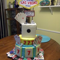 Viva Las Vegas!   Shower for a couple getting married in Las Vegas!