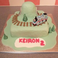 Thomas The Tank Engine Cake Thomas the tank engine cake