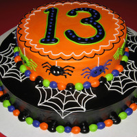 Halloween 13Th Birthday