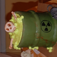 Barrel O' Toxic Waste