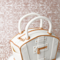The Designer Handbag Cake