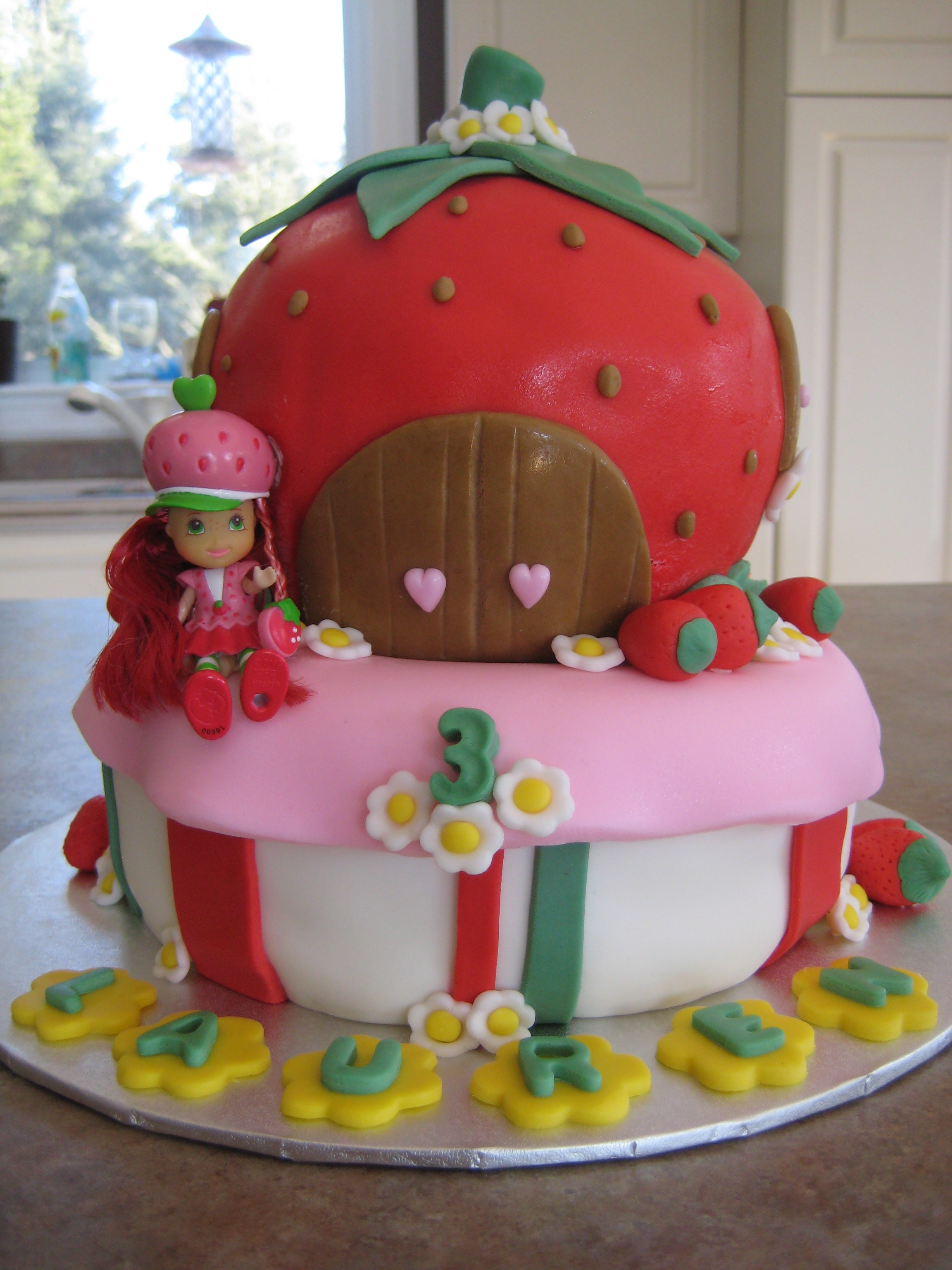 Strawberry Shortcake Strawberry Shortcake