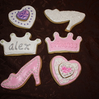 Princess Cookies Sent 2 dozen of these to my daughter fior her 19th birthday.