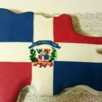 Dominican Independence Cake