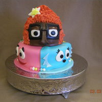 Another Yo Gabba Cake