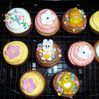 Cupcakes   Easter Cupcakes
