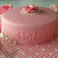 Pink Birthdaycake
