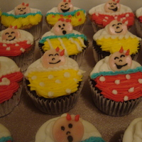 Cute Babyshower Cupcakes Baby shower cupcakes!