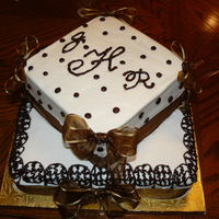 My 1St Wedding Shower Cake