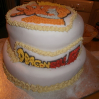Dragonballz Cake I had 4 hours to whip this cake up for a 30th birthday, its not as finished or deailed as I would like but the birthday boy was pleased.