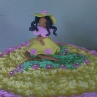 Dolly   marshmallow fondant