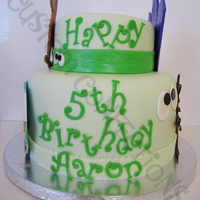 Scooby Cake