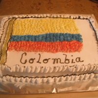 Tres Leches Cake. Vanilla tres leches cake (Colombia)