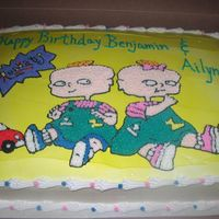 Rugrats Phil & Lil Cake