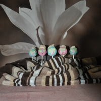 Spa Ladies Cake Pops
