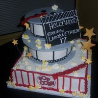 Hollywood Cake