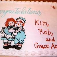 Raggedy Ann And Andy Baby Shower