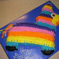Pinata Cake All MMF