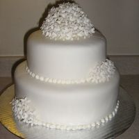 Stephanitis Wedding Cake