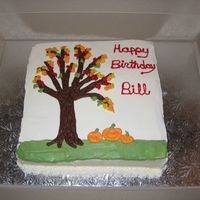 Fall Birthday