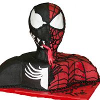 Spidey/venom In 3D Just my take on this one. I did it for my son who was turning 7. He loved it. And everyone else though it was pretty awesome too! lOL! I...