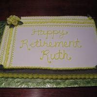 Ruth's Retirement