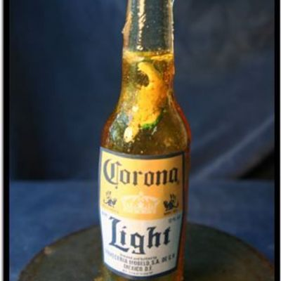 Corona Sugar Bottle