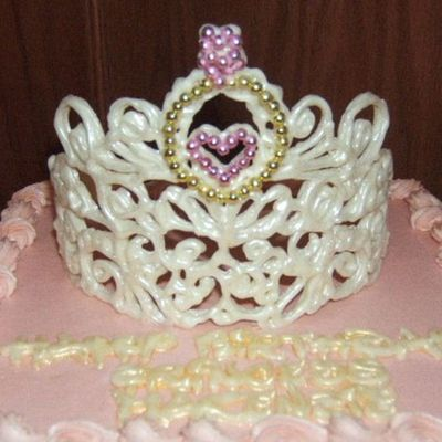Another Princess Cake-Different Take On The Tiara
