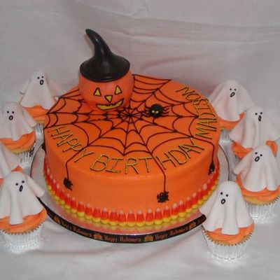 Halloween Party on Cake Central