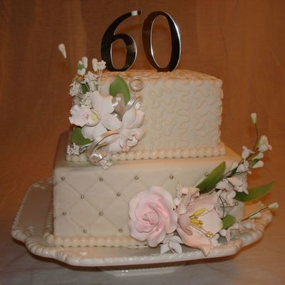 60Th Birthday on Cake Central