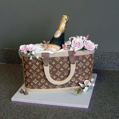 Top 21St Birthday Cakes - CakeCentral.com