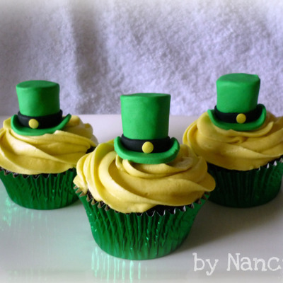 St.patty's Day Cupcakes!