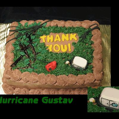 Hurricane Gustav - Thank You!