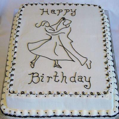 День рождения поздравления танцору