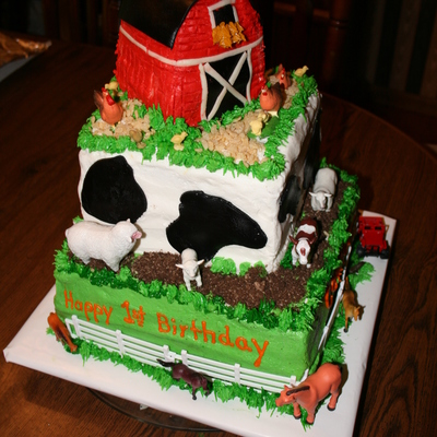 1St Birthday Farm