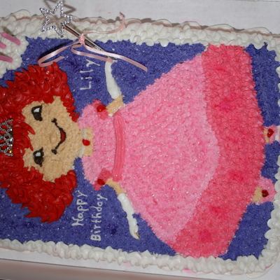 Princess Strawberry Shortcake