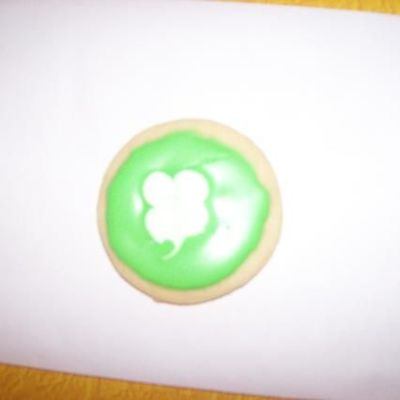 Clover Cookie