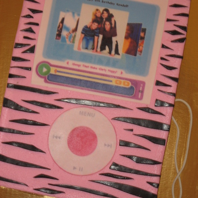 Icarly Ipod Birthday