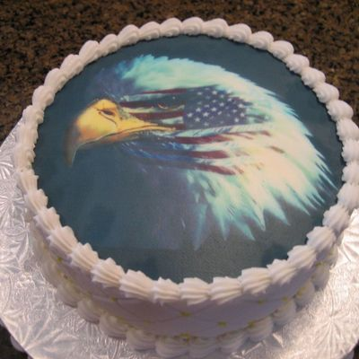 Memorial Day Cake For Family