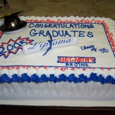Graduation Cakes Nashville Tn