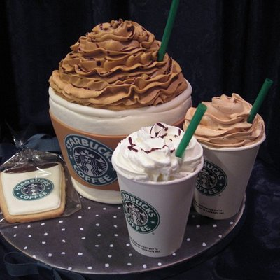 Starbucks Birthday