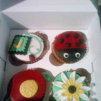 Mary Englebreit Cupcakes