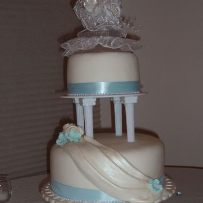 My Niece's Wedding Cake