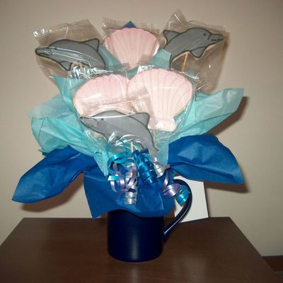 Dolphin Bouquet