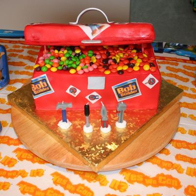 Bob The Builder Candy Filled Toolbox