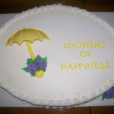 Showers Of Happiness on Cake Central