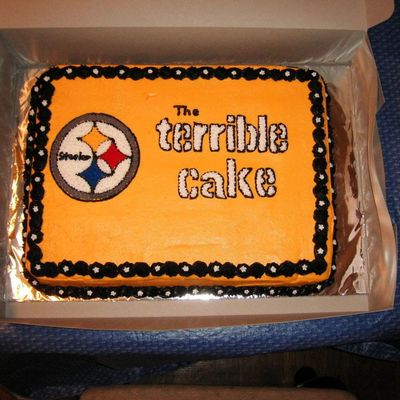 The Terrible Cake