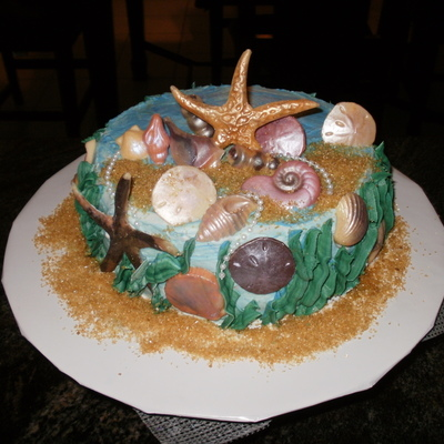 Another Shell Cake!